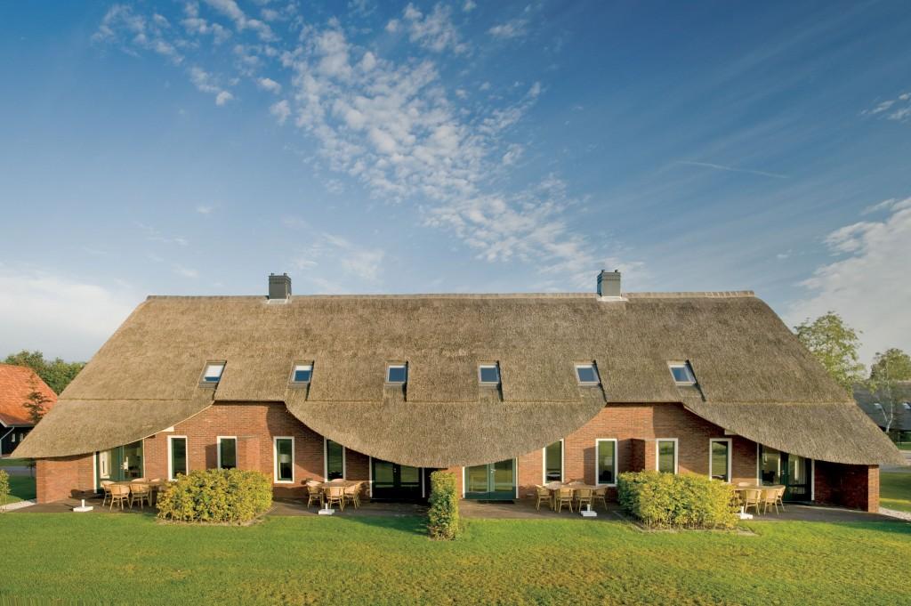 Landal Hof van Saksen 10 persoons vakantiehuis