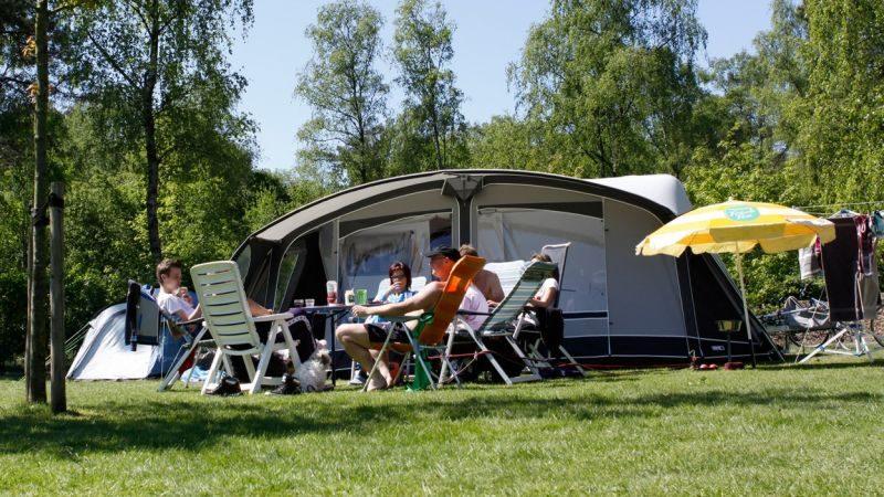 DroomParken kamperen