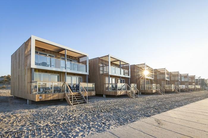 Villa op het strand