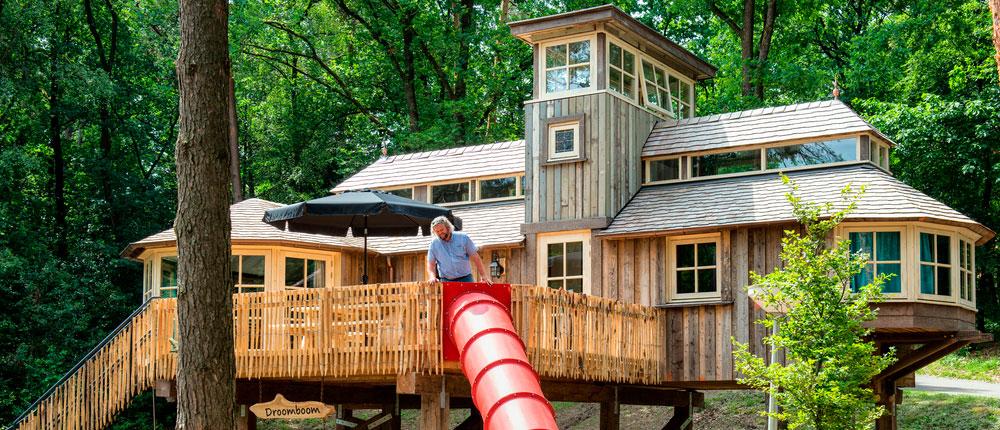 Kindvriendelijke vakantieparken, voorbeeld Landal Miggelenberg