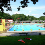 Buitenzwembad Vakantiepark Hunzepark