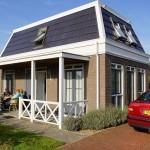 Vrijstaande bungalow met eigen parkeerplaats