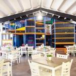 restaurant en indoorspeeltuin
