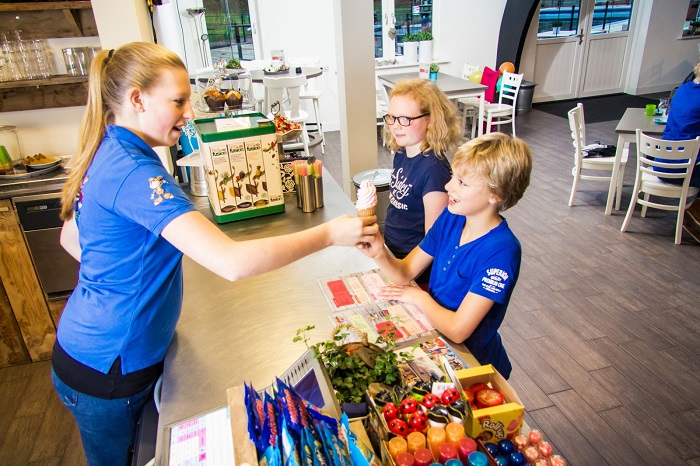 Snackbar Ardoer De Zandhegge
