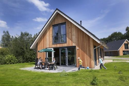 bungalow op bungalowpark Aederholt