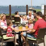 Restaurant aan het Zuidlaardermeer