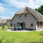 Vrijstaande bungalow met tuin