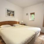 Slaapkamer bungalow