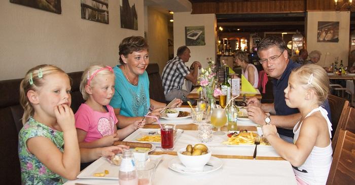 Landal Duc de Brabant restaurant