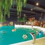 bungalowpark met zwembad