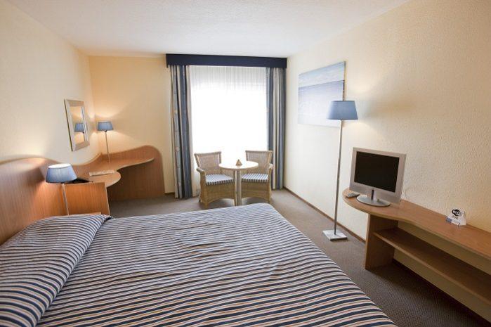 Hotelkamer Center Parcs Parc Zandvoort