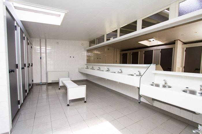 Sanitair Vakantiecentrum De Ullingse Bergen