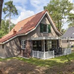 Vrijstaande bungalow op vakantiepark