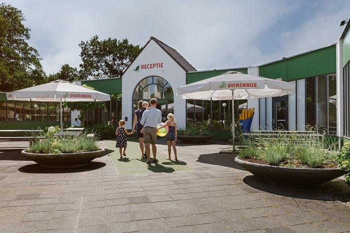 Receptie Vakantiepark Dierenbos