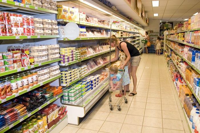 Supermarkt Camping de Pekelinge