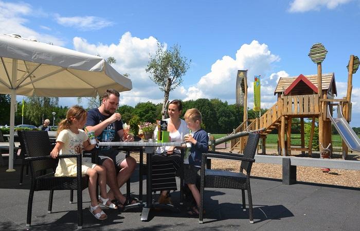 Restaurant Vakantiepark Rheezerwold