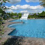Buitenzwembad Vakantiepark Rheezerwold
