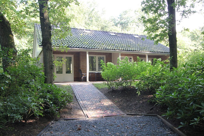 4 persoons bungalow