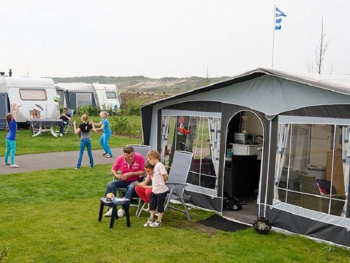 Kamperen op Camping Julianahoeve
