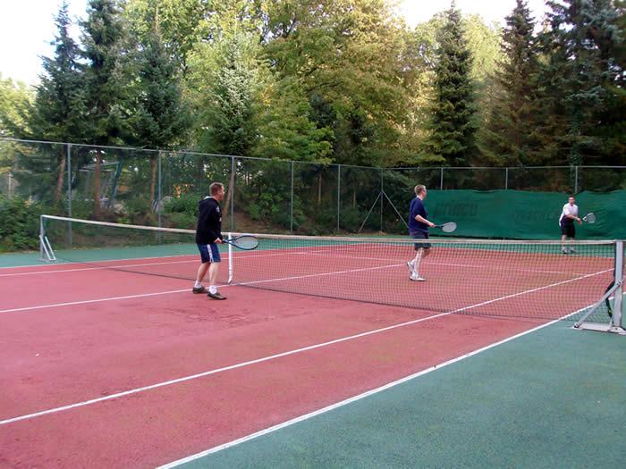 Tennisbaan Recreatiecentrum Adelhof