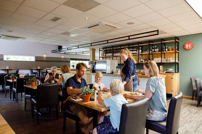RCN het Grote Bos restaurant