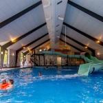 Binnenzwembad, Bungalowpark Hoge Hexel