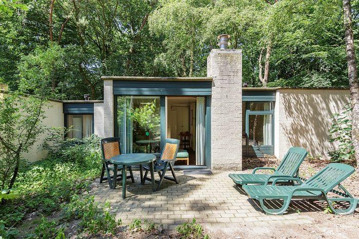 Comfort cottage met tuin