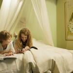 Slaapkamer comfort cottage