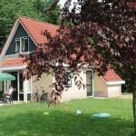 bungalow in de natuur