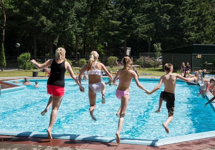 RCN de Jagerstee buitenzwembad