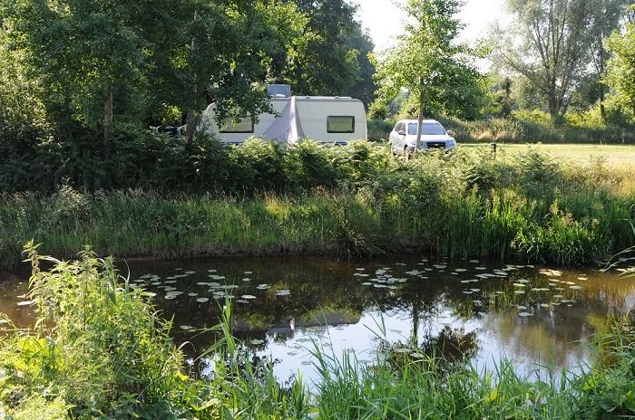 Kampeerplaats Camping Lansbulten