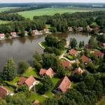 Luchtfoto Vakantiepark Het Timmerholt