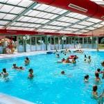 binnenzwembad Vakantiepark Westerbergen
