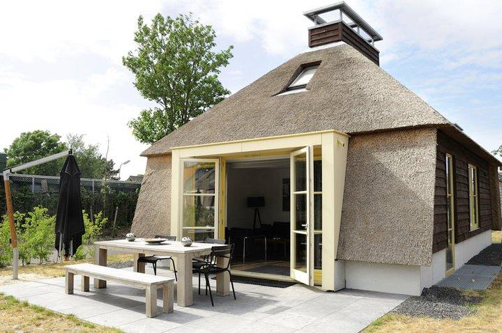 Vakantiehuis met terras