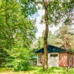 vrijstaande bungalow in de natuur