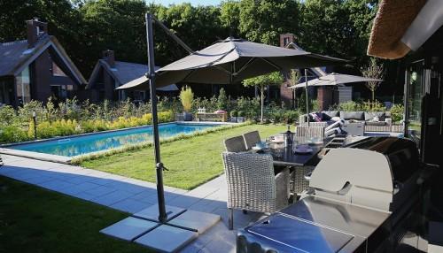 Vakantiehuis met eigen zwembad
