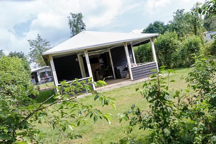 Vakantiehuis met veranda