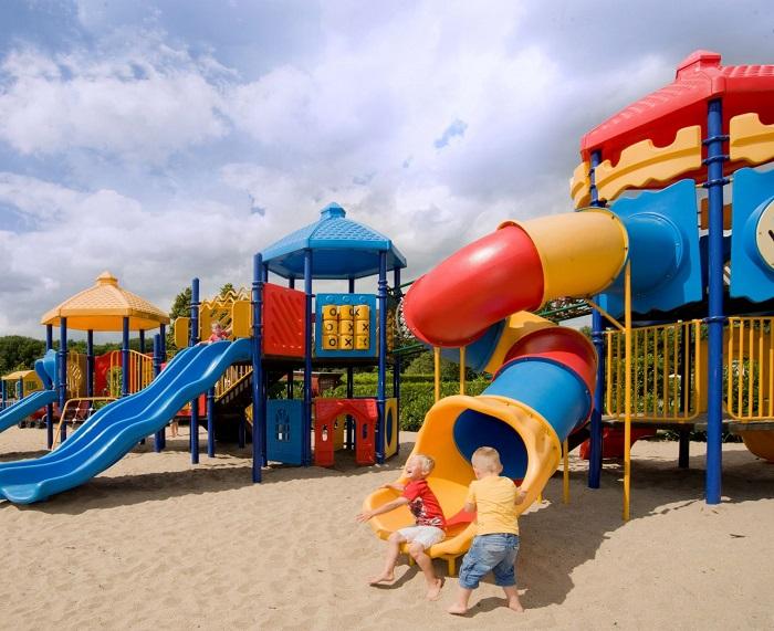 outdoor speeltuin