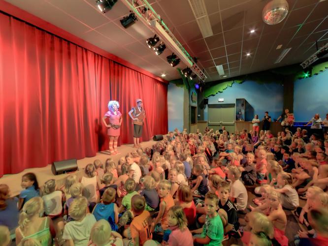 Theater Kampeerdorp de Zandstuve