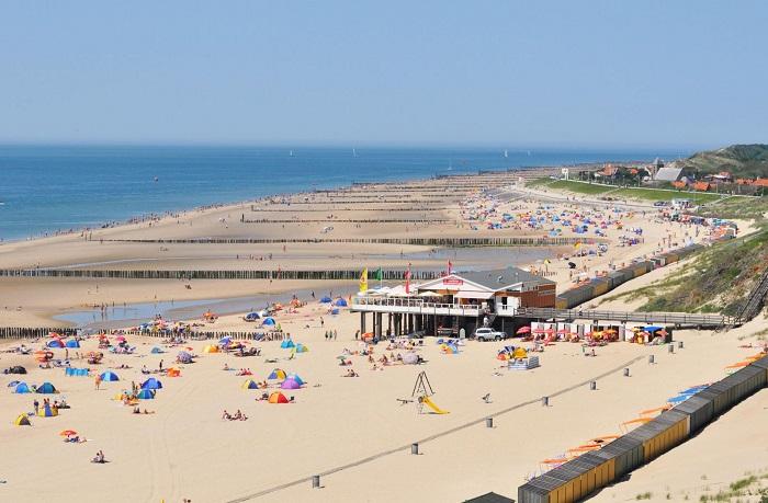 Strand en de zee