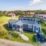 Vrijstaande bungalows op Vakantiepark Boomhieke
