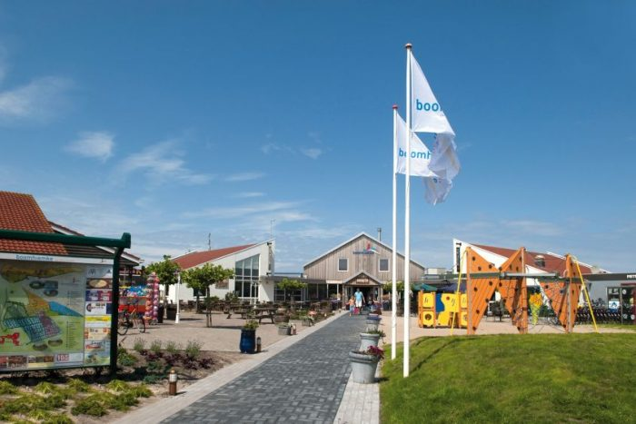 Entree Vakantiepark Boomhieke
