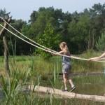 Speelbos Natuurcamping De Lemeleresch