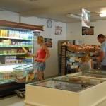 Supermarkt op de Pampel
