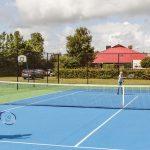 Tennisbaan RCN de Potten