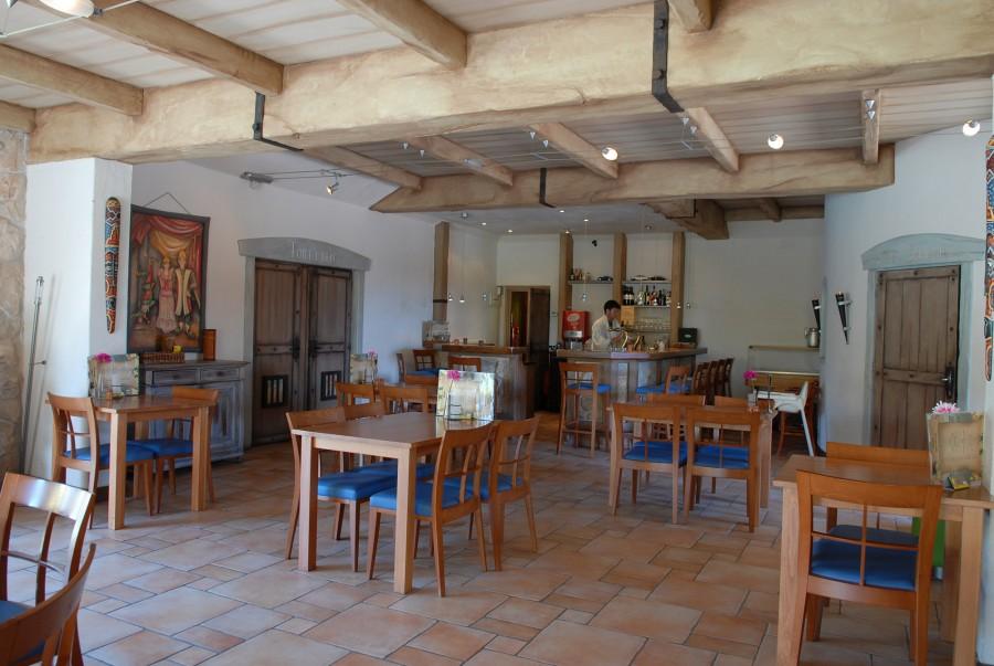 restaurant Veluwecamping 't Schinkel