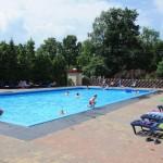 Buitenzwembad Veluwecamping 't Schinkel