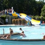 Buitenzwembad Camping de Koeksebelt