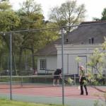 Tennisbaan
