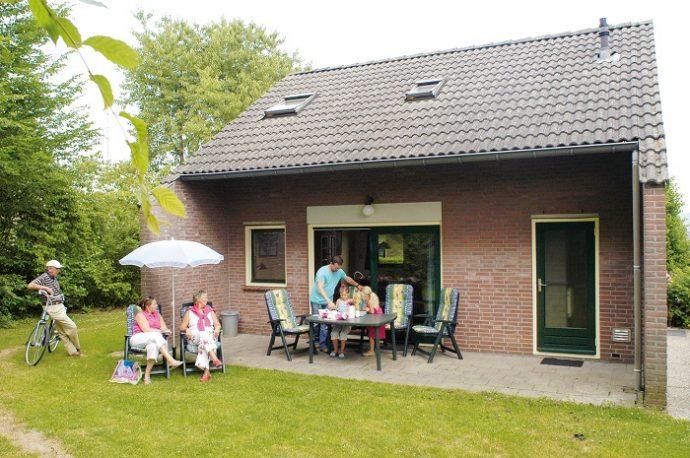 bungalow met tuin